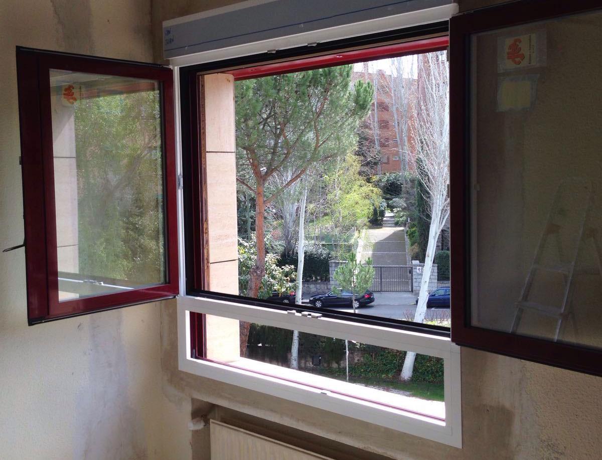 Alumisol cristaleria aluminio marina baixa benidorm for Colores ventanas aluminio lacado
